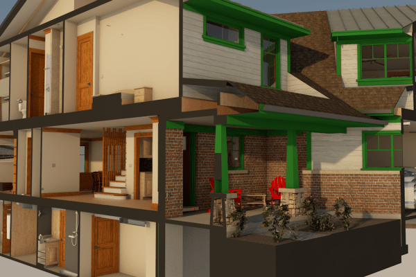 building information modeling is power
