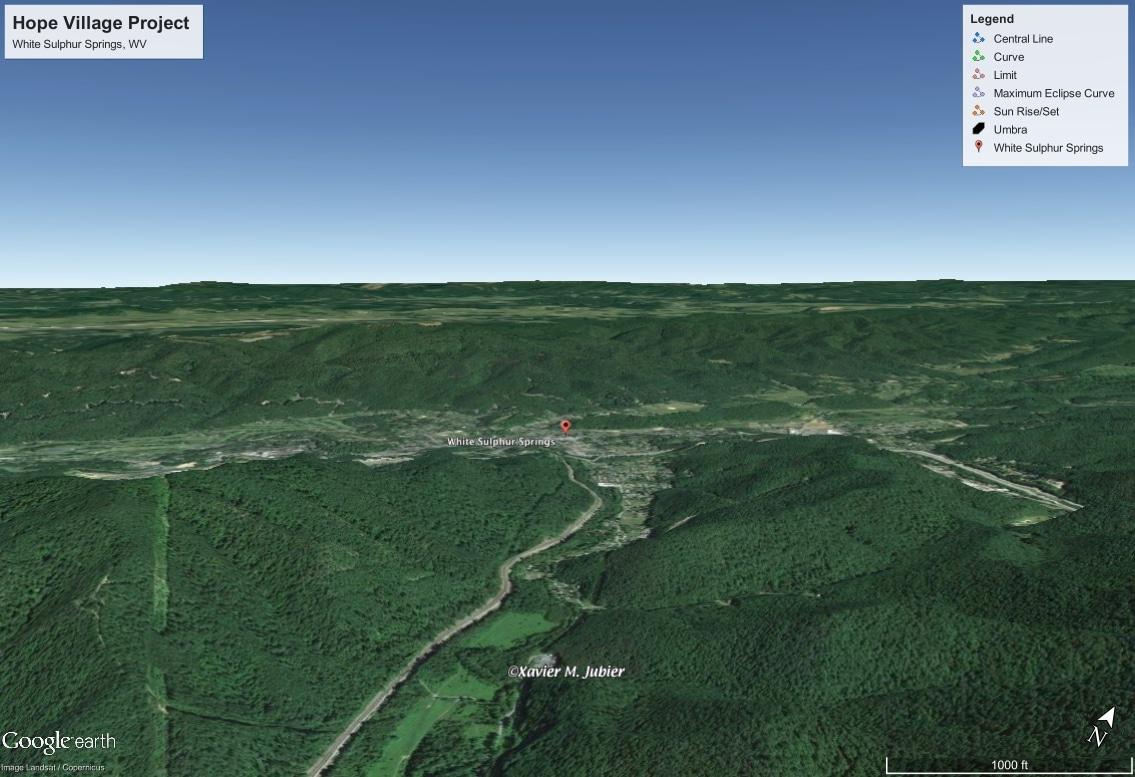 hope village project satellite image