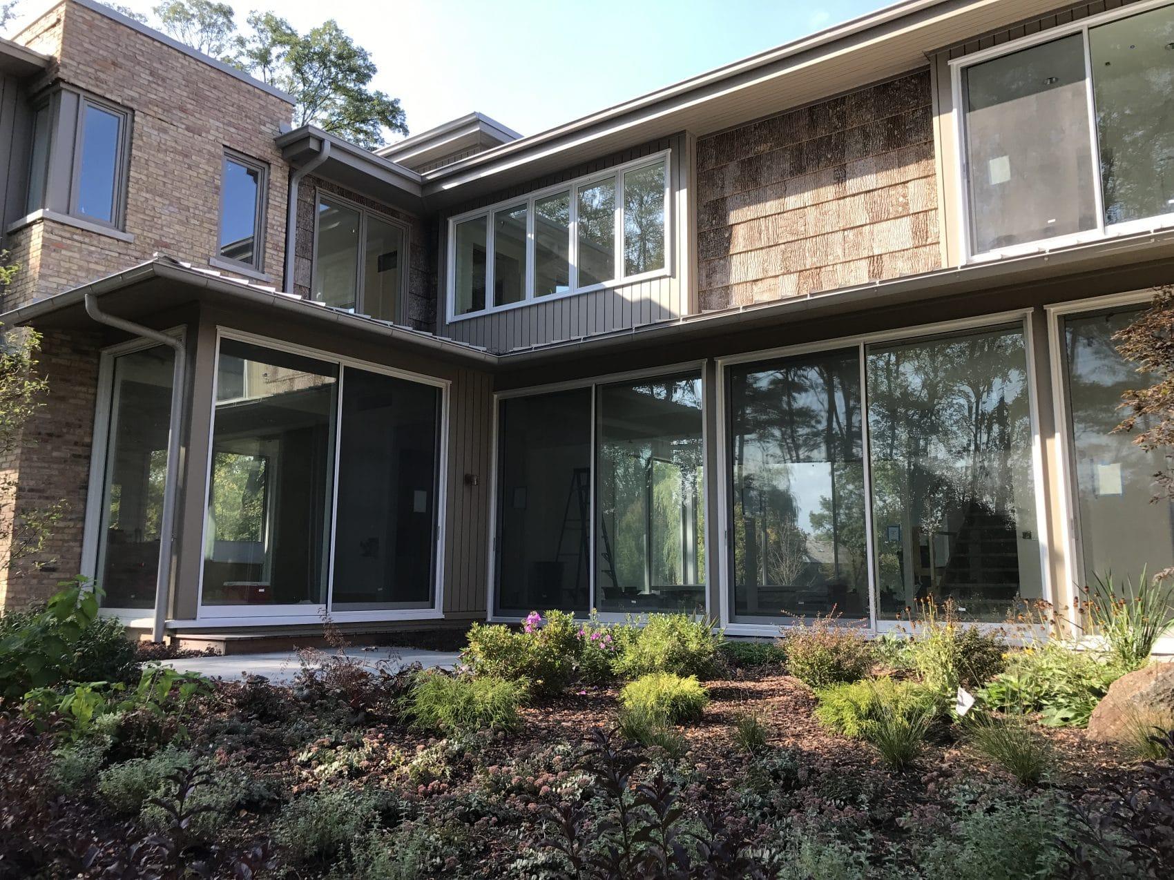 A Unique Contemporary Home Mark Eric Benner Architects Ltd