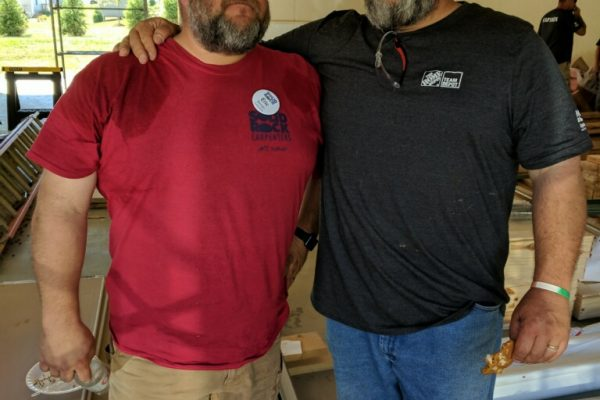 mark and zeb