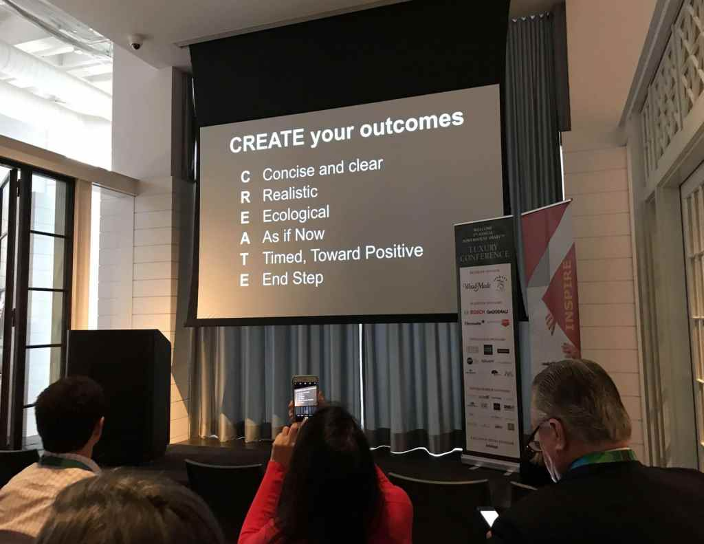 CREATE your outcomes - Christopher Howard