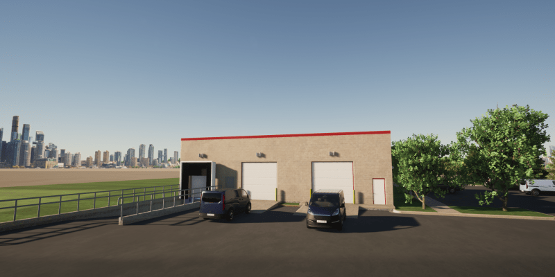 snapon loading dock