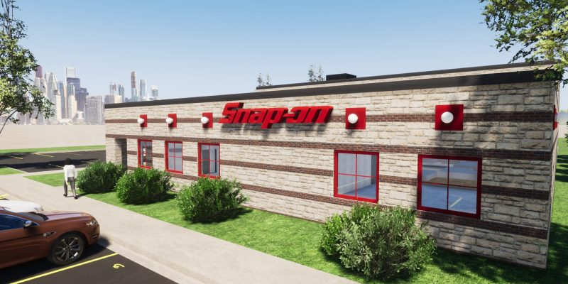 snap-on tools shop