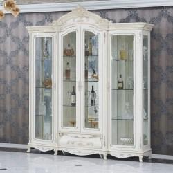 "Chanelle Витрина 4-х дверная – <a href=""/catalog/gostinye/id4108"">гостиная Chanelle</a>"