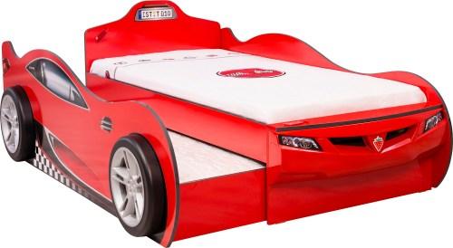 Кровать-машина c выдвижной кроватью