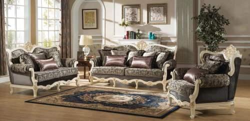 мягкая мебель Bianka-3 Black - Мягкая мебель