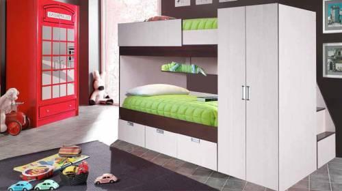 Набор мебели для жилой комнаты Бамбино 3