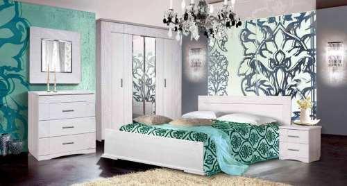 Спальный гарнитур Нимфа - Спальни