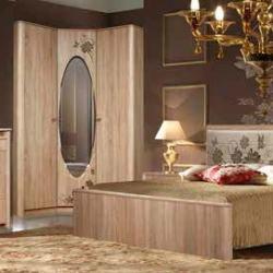 Спальный гарнитур Венеция фабрика КМК мебель