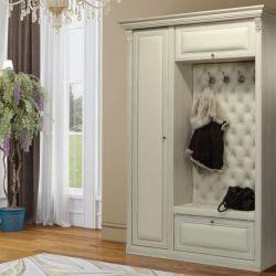 Прихожая Б5.1 (дверь справа с зеркалом) Карамель