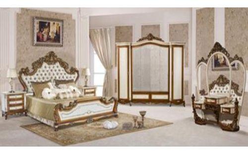 Спальня ЕКАТЕРИНА EKATERINA 3906, слоновая кость