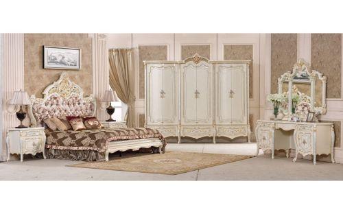 Спальня СОФИЯ SOFIA 3877, слоновая кость