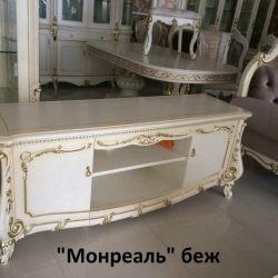 "Тумба тв ""Монреаль"" Бежевый СМ06"