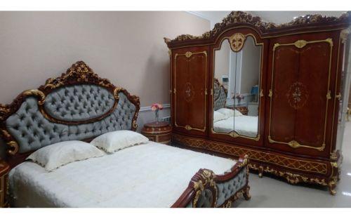 Спальня ВЕРСАЛЬ VERSAL 743, орех