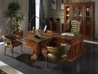 Pin Spanish Office Furniture Classic Style Timber For Home ...