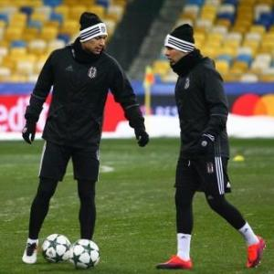 Dinamo Kiev Beşiktaş Maçı