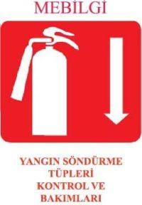 Yangın Tüpü Kontrol ve Bakımları
