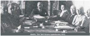 Atatürk'ün Tarihçilere Önerileri