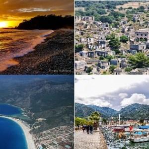 Fethiye'nin Gezilecek Yerleri