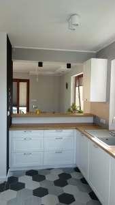 Przykładowe meble w kuchni