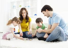 Çocuklarla Evde Oynanacak Neşeli Oyunlar