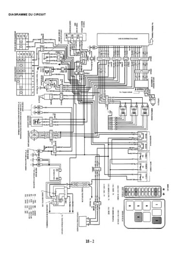 1500 Goldwing Wiring Diagram Cb GL1500 Wiring-Diagram