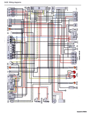 yamaha wave blaster wiring diagram solar power controller circuit waverunner engine repair diagrams, yamaha, free image for user manual download