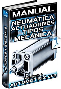 Manual de Neumtica  Actuadores Tipos Lineales