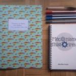 Commencer un carnet de projet pour suivre l'évolution de son roman