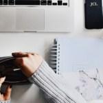 Entre papier et digital _ mes supports d'écriture - article
