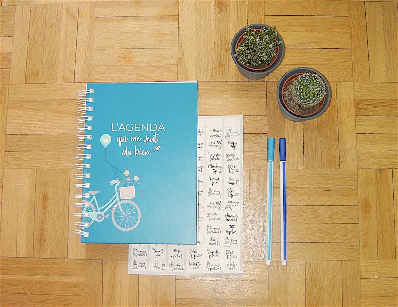 Planner 2019 : Agenda slow life