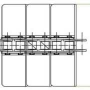 Cadena de platillos 843-3