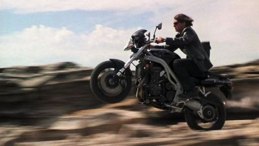 Triumph Speed Mission Impossible 2