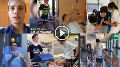 Photo of Victime d'un accident de moto-cross, qui l'a rendu paraplégique, Léo Lassudrie 19ans raconte…