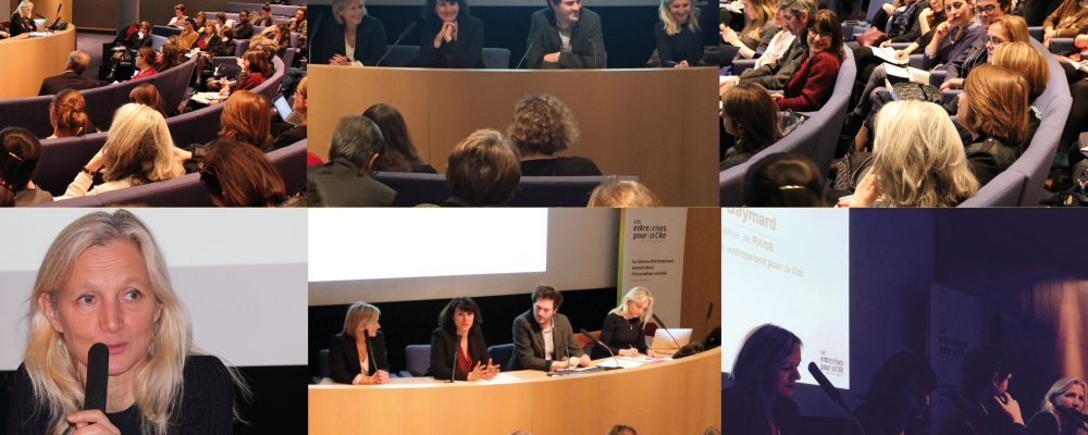 Clara Gaymard, Soubranne, Matlega, Sylvain Reymond