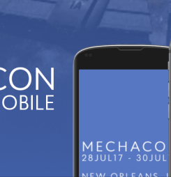 MechaCon has gone mobile!  Download our app today!