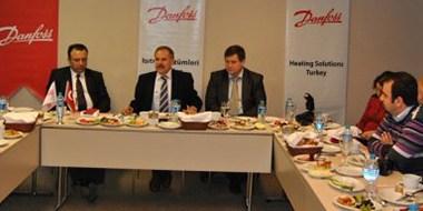 Danfoss'tan Türkiye'ye Yeni Yatırım Kararı