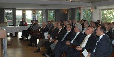 CLIMAMED 13'ün Değerlendirme Toplantısı Yapıldı