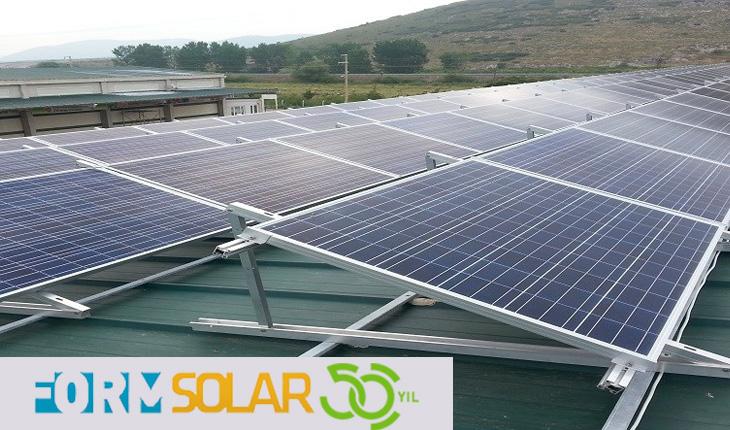 Form Solar Güneş Panelleri