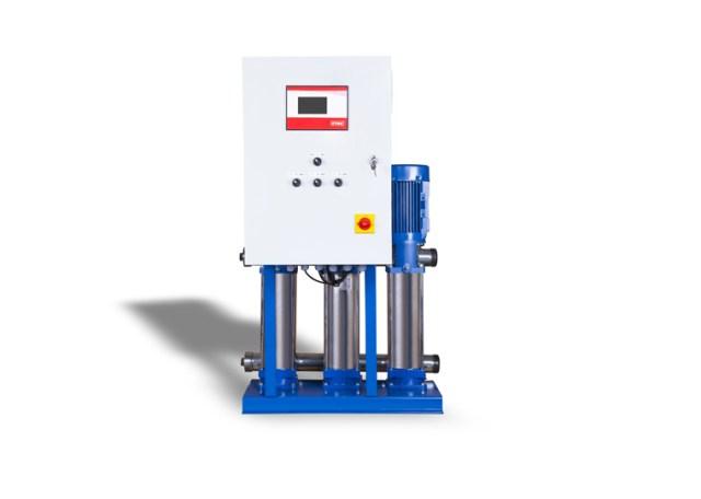 3PFK-KO serisi frekans kontrollü hidrofor
