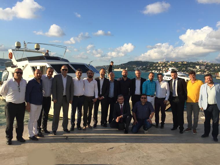 İsta Türkiye 2017 Bayi Toplantısı İstanbul'da 07 Temmuz 2017 Tarihinde Double Tree By Hilton'da Gerçekleşti.