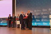 """MİMSAN'ın """"Şehir Çöplerinin Bertarafı ve Elektrik Enerjisi Üretimi"""" Projesine AR-GE Ödülü"""