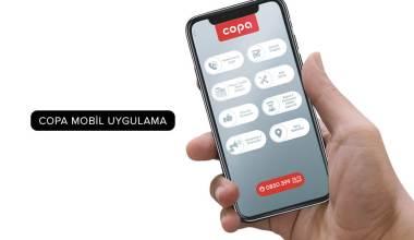 Copa'dan Tüketicilerine Özel Bir Uygulama: Copa Tüketici Mobil