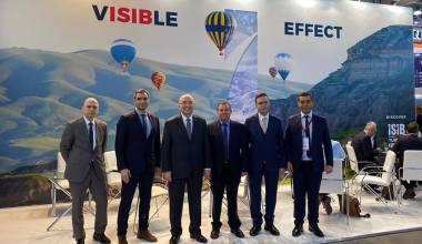 İsib, Aquatherm Moscow 2020 Fuarı'nda Info Stand'ı Kurdu