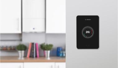 Bosch, EasyControl Akıllı Oda Kumandası ile Hayatı Kolaylaştırıyor!