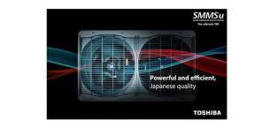 Toshiba'nın Yeni VRF Serisine Japonya'da Yüksek Onur Ödülü