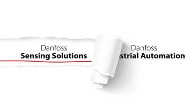 Danfoss Sensing Solutions ile tanışın
