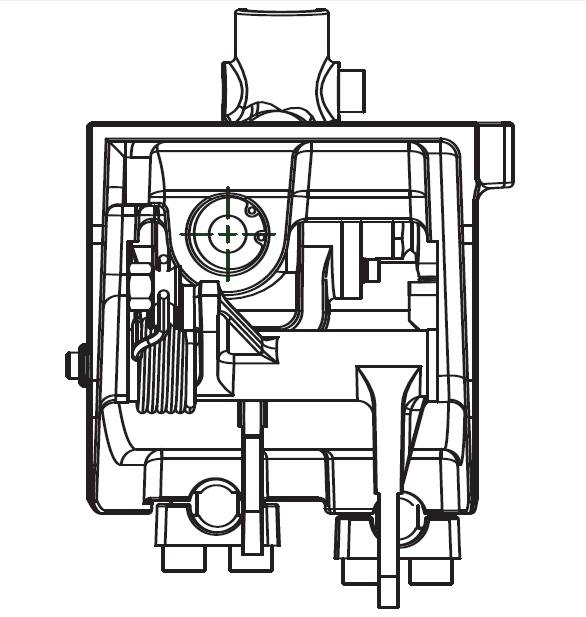 HGS System Manual Gear Shifter , Industrial Horizontal
