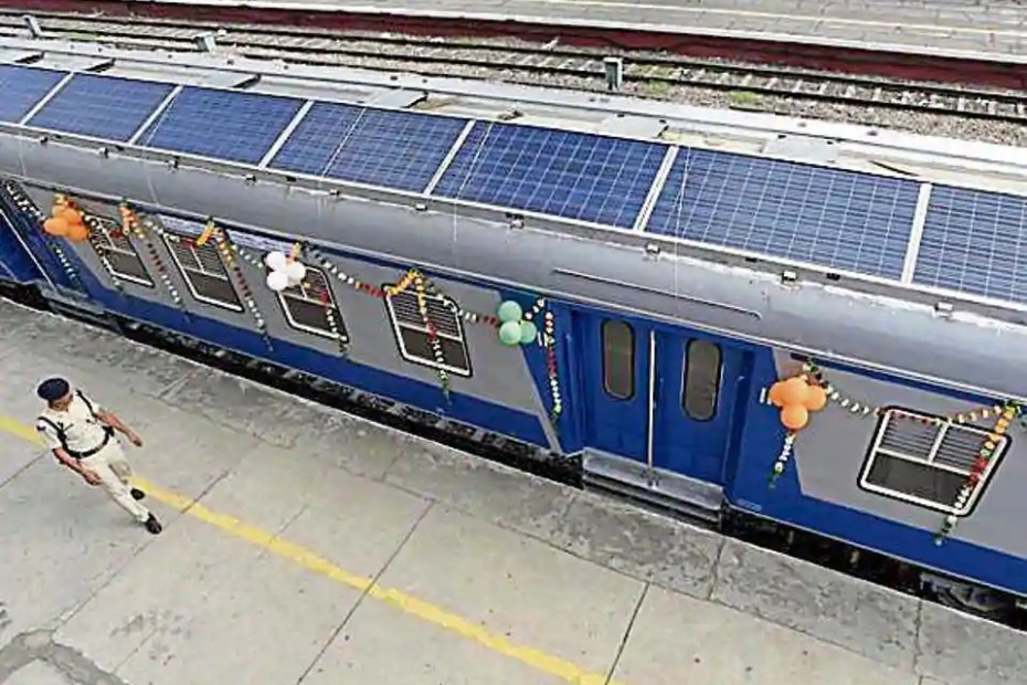 Solar train, solar powered train byron bay,france,online,trains on water,journey,indian railways train,indian train,new rules,express,passengers,indian trains,trains in india,new solar train in delhi,railways launches,hitech,news,euronews,reduce,fuel,gas,freindly,eco,global,climate,change,solar power (industry),warming,indian railways (business operation),diesel fuel (fuel),money,waiting ticket,adya media,cost,java,programming challenge