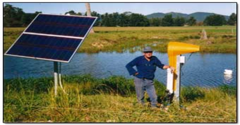 SOLAR PUMPING SYSTEM FOR SMALL IRRIGATION